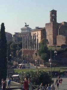 Foro Romano colosseo
