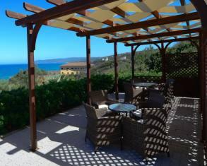Sea-front Villa